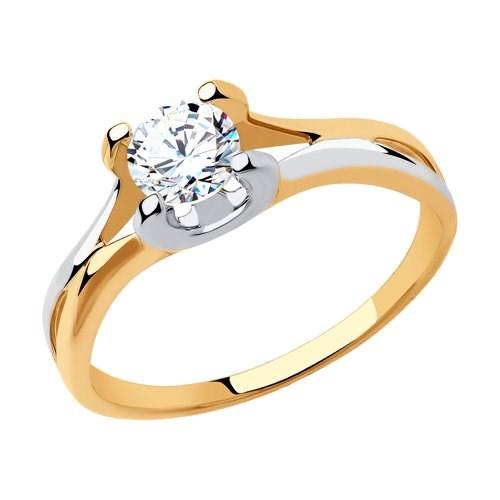 Кольцо из золота - фото 5497