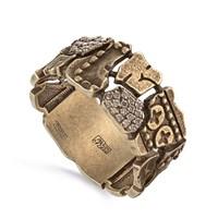 """Золотое кольцо """"El Dorado"""" с бриллиантами - фото 5708"""