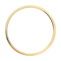 Кольцо обручальное - фото 7520