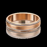 Кольцо обручальное - фото 7805